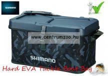 Shimano Eva Tackle Bag Hard Type vízálló horgásztáska 38x30x32cm (59YBK002Q31)