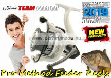 By Döme TEAM FEEDER Pro Method Feeder 6000 7+1cs (2509-860) elsőfékes feeder orsó