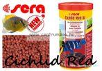 Sera Cichlid Red 1000ml sügértáp - gazdaságos kiszerelés ()