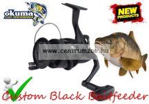 Okuma Custom Black Baitfeeder CBBF-340 2+1 nyeletőfékes orsó (57755)