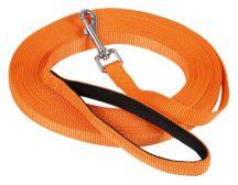 Kerbl Training Leash Miami láthatósági kiképző és futtató erős textil póráz  20mm 10m (81047)