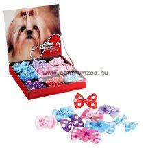 Camon Fiocchetti Italy Design elasztikus masni kutyákra, cicákra (B375)