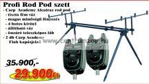 Rod-Pod - Nevis Carp Academy Profi Rod Pod szett 6123-002+ 2db 6314-001 (KB-456)