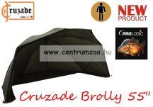 "Prologic Cruzade Brolly 55"" félsátor sátorernyő 280x125x169cm (53856)"
