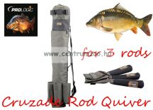 PROLOGIC Cruzade Rod Quiver 3 botos bottáska (49869)