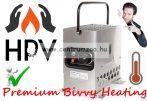 HPV sátorfűtés Heatbox 2000 2KW - hatékony sátorfűtés