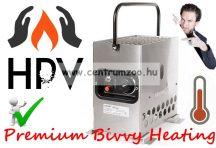 HPV sátorfűtés Heatbox 2000 2KW - hatékony sátorfűtés - zöld (03520)