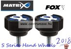 Fox Matrix® S36 S Series Hand Wheels 2db versenyláda stégcsavar (GMB130)