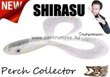 Balzer Shirasu Perch Collector  gumihal  7cm 4g (0013675607) Snowman