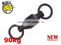 MAD CAT POWER BB SWIVELS 130kg - 3db CSAPÁGYAZOTT erős forgó  (8152023)