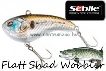 Sebile® Flatt Shad megbízható wobbler FS-077-SK - Bunker BNK (1407730)