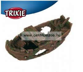 Trixie akvárium dekorációs kerámia hajóroncs 29cm (TRX8876)