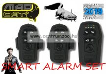 MAD CAT MADCAT SMART ALARM SET 2+1 RED + GREEN (52143) elektromos kapásjelző szett