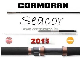Cormoran Seacor Deep Power Interline 2,10m 200-600g 2r (29-0601210)
