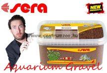 Sera Gravel Brown akváriumi kavics aljzat 3 liter 2-3mm (032259)