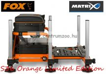 Fox Matrix® S36 Superbox Orange Edition versenyláda  (GMB128) + PÓLÓ