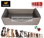 Ferplast DOG BED KUNA 90 szövet-fa prémium fekhely