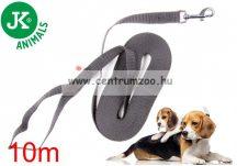 JK Animals kiképző és futtató erős textil póráz  20mm 10m (49024)