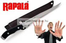 Rapala Delux filézőkés 31cm - Cordura tokkal (BMFK7 )