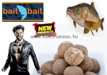 BaitBait Rodin (A Gondolkodó) bojli tartósított - 21 mm 1kg - banán-rák, krill, máj
