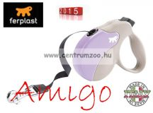 Ferplast AMIGO TAPE MINI automata póráz PURPLE BEIGE