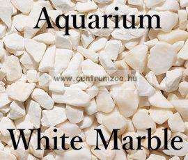 Aquarium White Marble - fehér márvány akváriumi kavics aljzat  5kg