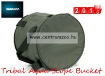 SHIMANO Tribal Aqua Scope Bucket összehajtható vödör, tároló (SHTR58)