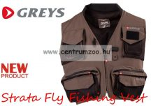 Greys Strata Fly Fishing Vest Small méretben (GCSV010) (1325756)