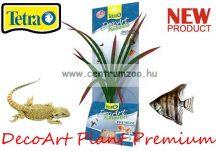 TETRA DecoArt Plant Premium Dragon Flame 35cm műnövény halakhoz, teknősökhöz (203822)