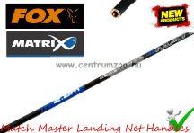 MERÍTŐNYÉL Fox Match Master Landing Net Handles erős merítő nyél 1,8m 1rész (GLN040)