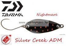 Daiwa Silver Creek ADM 2,6cm 2.2g MHT villantó (16532-502) Nightmare
