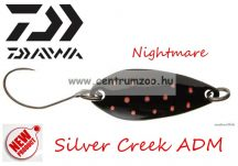 Daiwa Silver Creek ADM 2,6cm 2.2g MHT villantó (16532-502) Nightmare