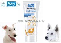 Héry sampon Poils Blancs fehér és világos színű szőrre  200ml (105326)