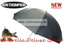 "RON THOMPSON Umbrella 50"" 2.5m Deluxe Green ernyő (33369)"