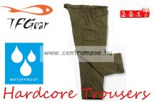 TF Gear - HARDCORE WATERPROOF Trousers - GREEN - vízálló nadrág (M - XXL)