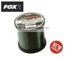 FOX WARRIOR XT Green Carp Line 15lb 0.350mm - 1030m monofil zsinór (CML076)(CML082)