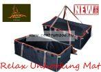 Radical Carp Quantum Relax Unhooking Mat black/orange 70x120cm (8517051)