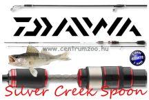 Daiwa Silver Creek Fast Spoon Spin 2,1m  1-6g  pergető bot (11432-210)