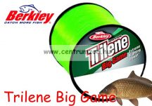 Berkley Trilene Big Game Collector Monofilament 1000m 0,33mm 17lb 8kg Solar Green (1342715)