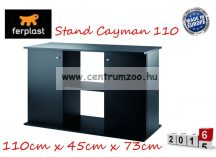 Ferplast Stand Cayman 110 Black  állvány  - AKCIÓ