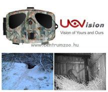 UOVision UV535 Panda éjjel-nappal vadkamera + 8GB SD
