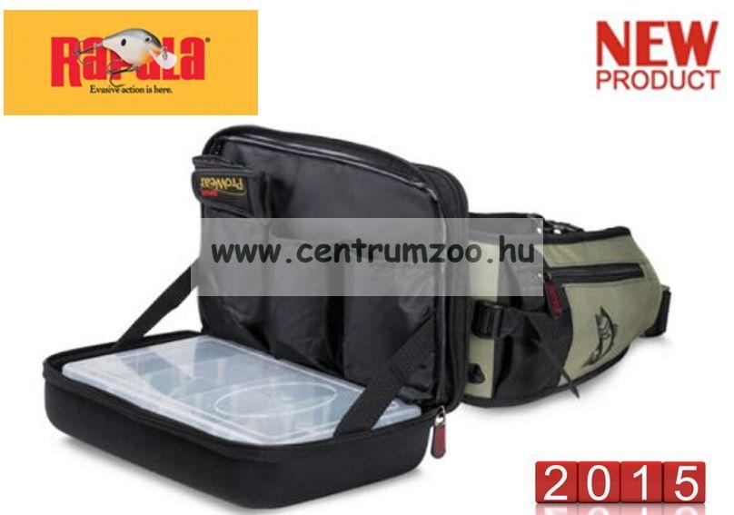 Rapala táska Limited Series Hybrid Hip Pack pergető táska (46039-1 ... 2c094cdfec
