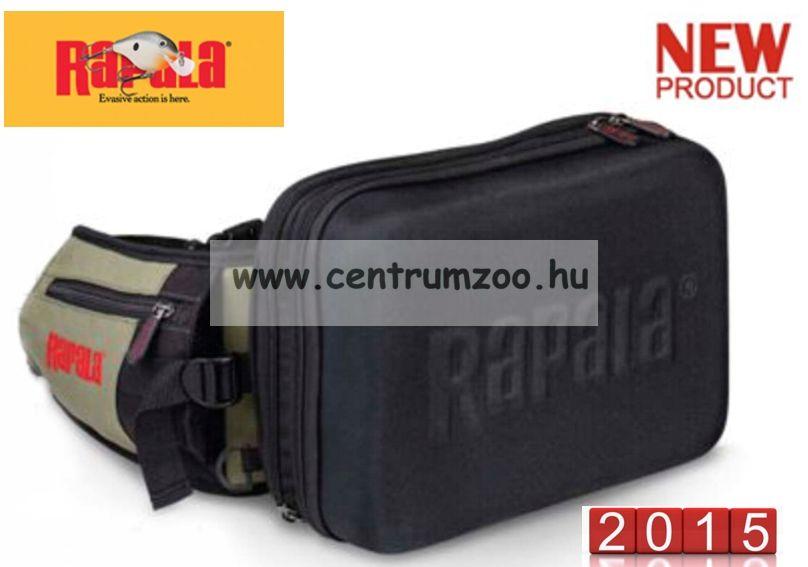 9f6c81baba6b Rapala táska Limited Series Hybrid Hip Pack pergető táska (46039-1 ...
