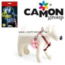 Camon Pettorina Flashing con Led világító kutyahám 25x600/900mm  D714/F