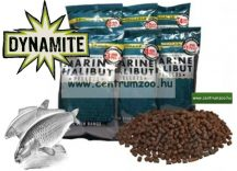 Dynamite Baits Marine Halibut PELLET  8mm 350g Pre-Drilled