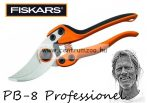 Fiskars Garden Pro PB-8 XL Professzionális prémium metszőolló - nagy kézhez (1020203  111870)