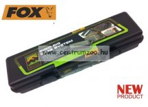 Fox F Box Rig Case System inc 50 pins előke tartó (CBX069)