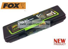 Fox F Box Rig Case System inc 50 pins előke tartó (CBX069)