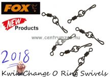 Fox EDGES™ Kwik Change O Ring Swivels size 10 forgókapocs 10db  (GAC675)
