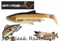 SAVAGE GEAR LB Cannibal Play Body 12,5cm gumihal Dirty Roach (63804)
